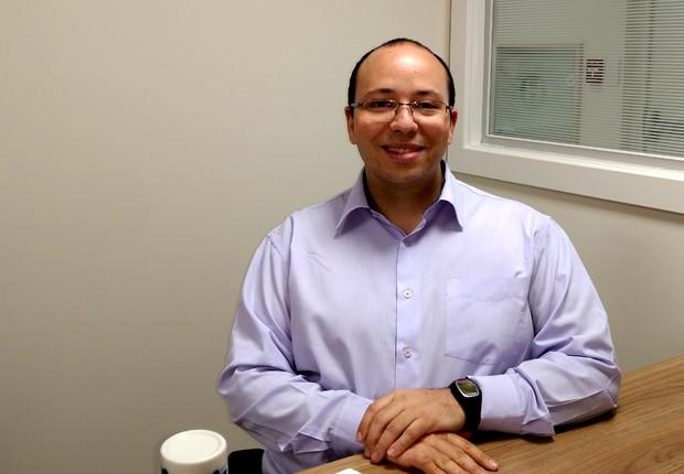 RICARDO MONEZI, PROFESSOR, DOUTOR E PESQUISADOR DE MEDICINA COMPORTAMENTAL DA UNIFESP (FOTO: DIVULGAÇÃO)