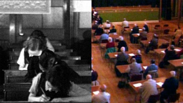 Um grupo de crianças que fez um teste de inteligência em 1947 o realizou novamente décadas depois